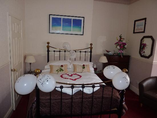 Arches Guesthouse: Our special room at a glance