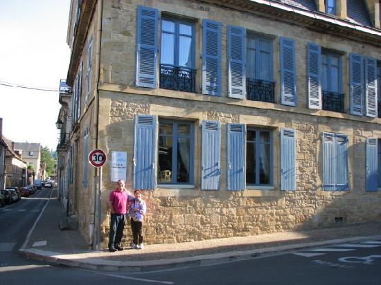 Les Cordeliers Bed and Breakfast: THE B&B FROM THE OUTSIDE