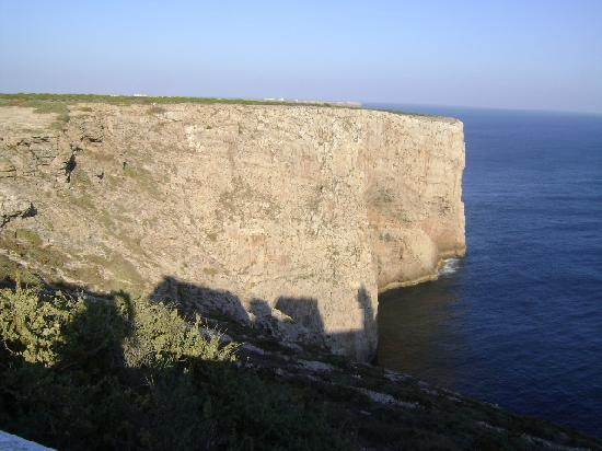 Sagres, : Sagres, Cabo San Vicente, Portugal.