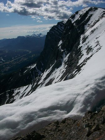 Canmore, Canada : Ha Ling Peak