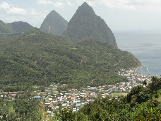 Pitons St Lucia Caribbean Address Phone Number