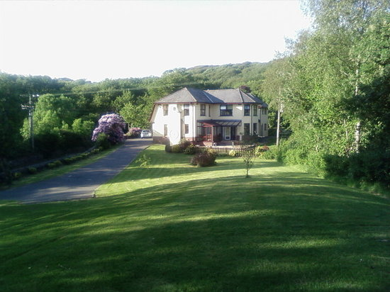 Porthmadog, UK: Penaber Bed and Breakfast