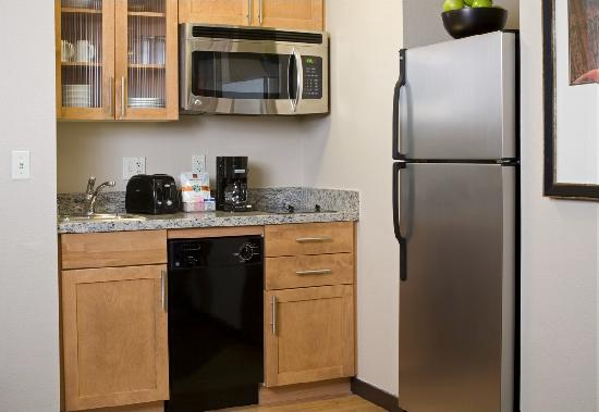 Studio Kitchen Picture Of Hyatt House Seattle Bellevue