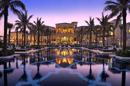 One&amp;Only The Palm Dubai: One&amp;Only The Palm Overlooking Pool
