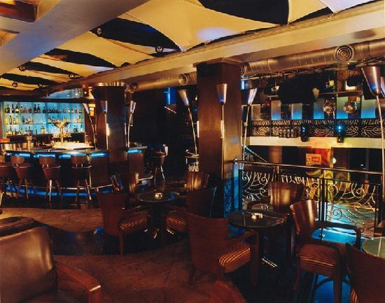 Sheraton Park Hotel & Towers: Dublin - The ever popular and hip nightclub