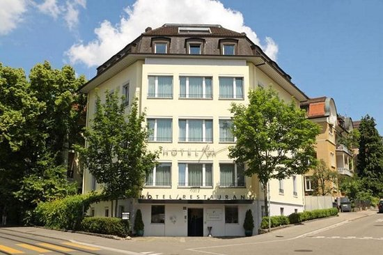 Sorell Hotel Rex: Aussenansicht
