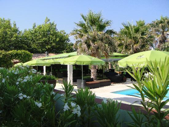 Le jardin de babylone france herault apartment reviews for Le jardin de france