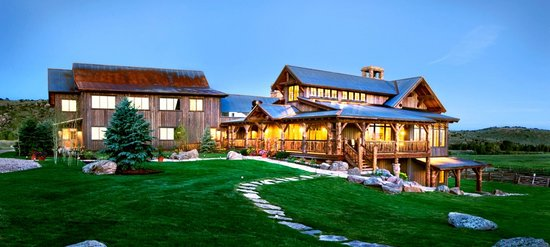 Photo of The Lodge and Spa at Brush Creek Ranch Saratoga