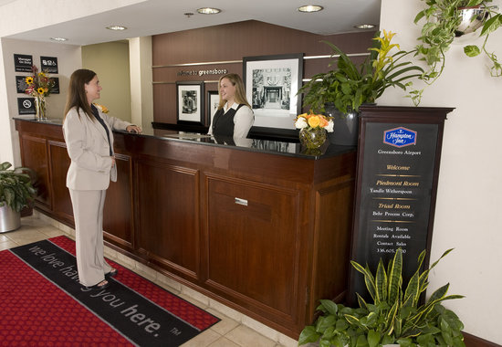 Hampton Inn Greensboro-Airport, N.C.
