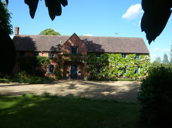 Towcester, UK: The Coach House
