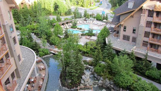 Four Seasons Resort Whistler: pretty views