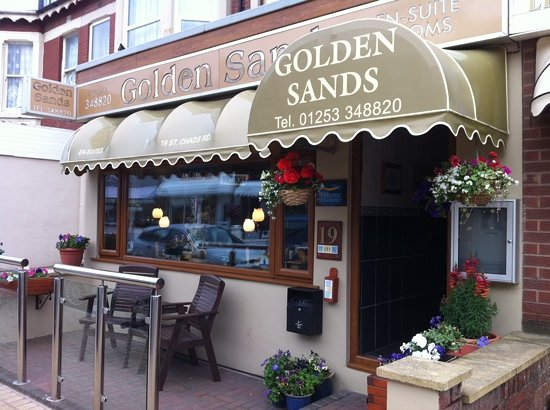 Golden Sands Hotel: Golden Sands