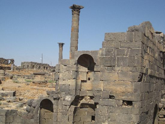 Bosra attractions