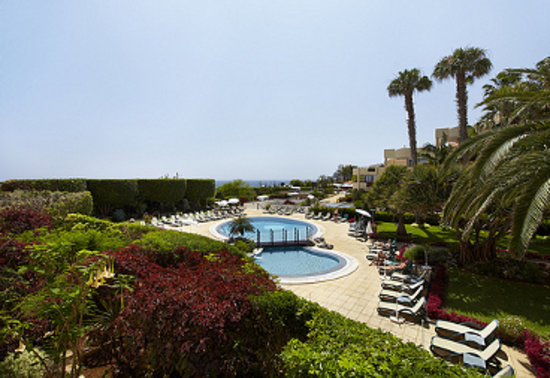 Suite Hotel Eden Mar (Porto Bay): Suite Hotel Eden Mar