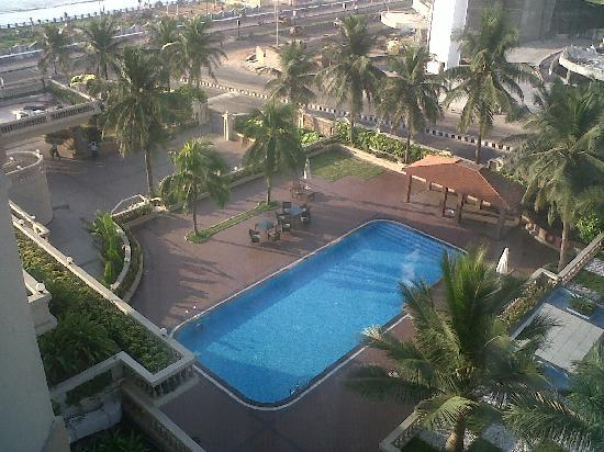 The Patio Picture Of The Gateway Hotel Beach Road Visakhapatnam Vizag Tripadvisor