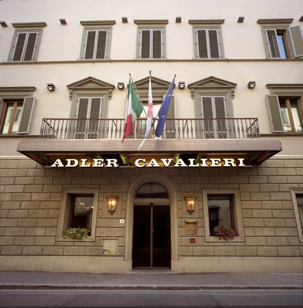 Adler Cavalieri: Front