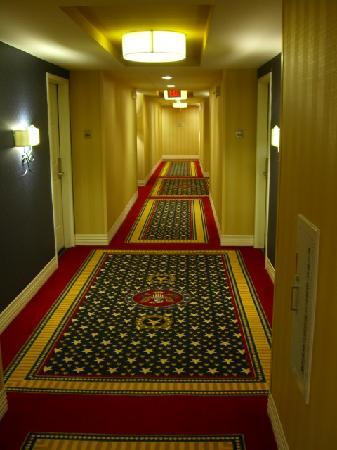 Wyndham Gettysburg: Outside hall
