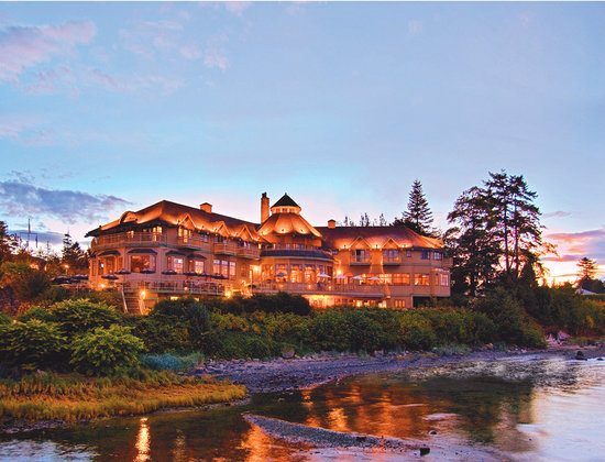 Photo of Painter's Lodge Campbell River