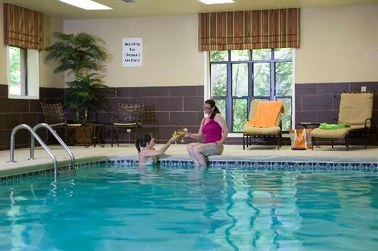 Holiday Inn Express Atlanta-Emory University Area: Indoor Heated Pool