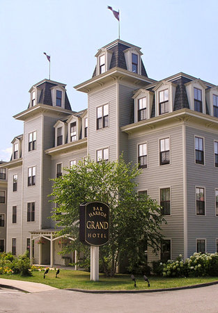 Bar Harbor Grand Hotel: The Bar Harbor Grand