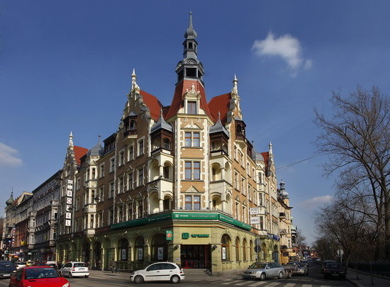 Hotel Diament Plaza Gliwice