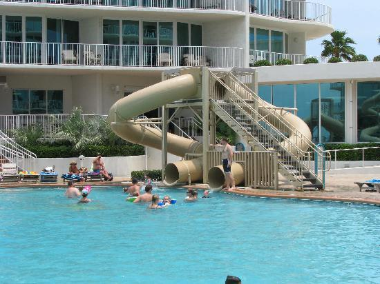 Caribe Resort: Small Slide