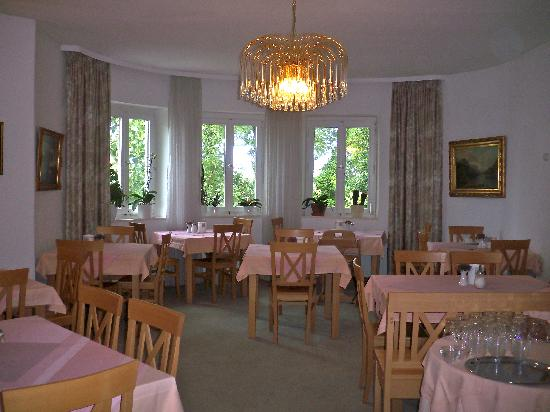 Pension Westfalia: The breakfast room