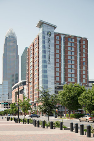 ‪HYATT house Charlotte Center City‬