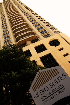 Photo of Metro Suites Apartment Hotel Auckland