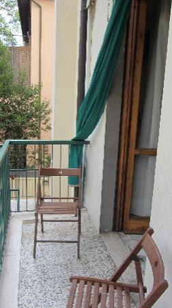 Il Giglio GuestHouse: Balcony