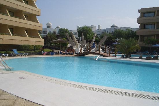 Hesperia Playa Dorada Hotel: Upper level Pool