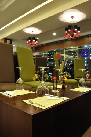 WWW Shop and Bar Ltd - The Wine Expert in East Africa: View of WWW Shop & Bar Ltd Terrace