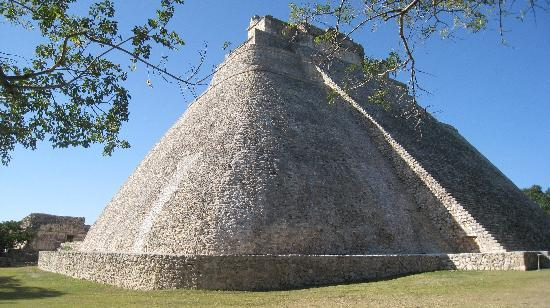 Merida, Meksika: Uxmal la magnifique