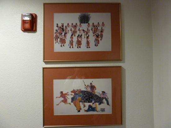 Inn At Santa Fe: Extensive Regional Art Prints