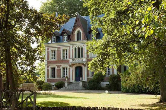 Manoir de Contres