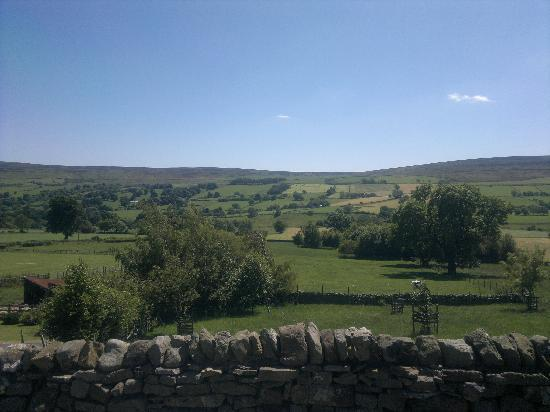 Melmerby, UK : View from B&B