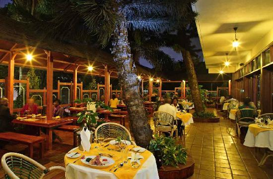 Sarova Panafric Flame Tree Restaurant
