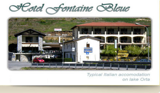 Photo of Fontaine Bleue Hotel Orta San Giulio