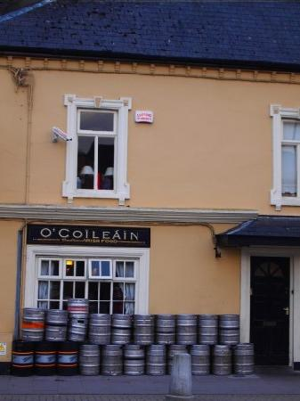 Adare Village Inn: A Saturday Night in Adare