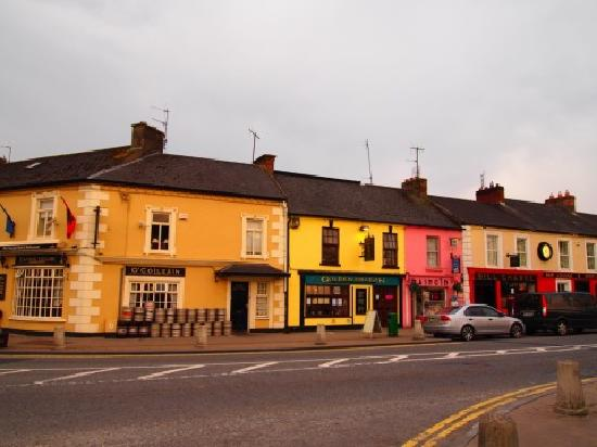 Adare Village Inn: Town of Adare