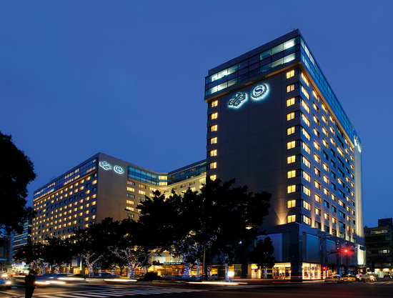 Sheraton Grande Taipei Hotel