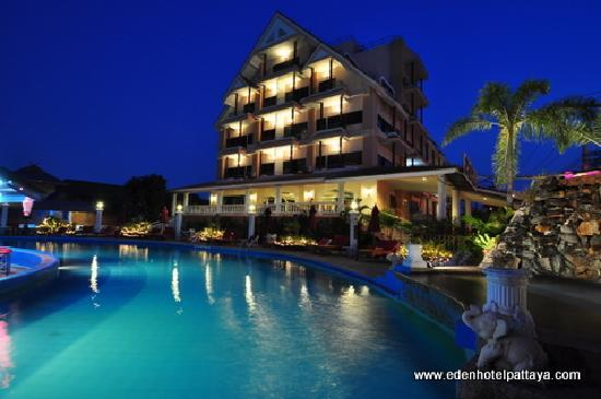 Eden Hotel Pattaya