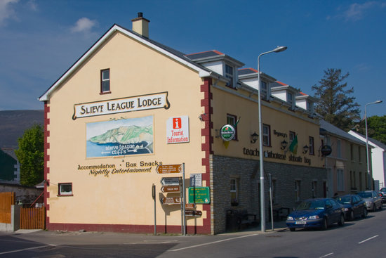 ‪Slieve League Lodge‬