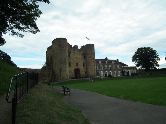 Tonbridge castle.