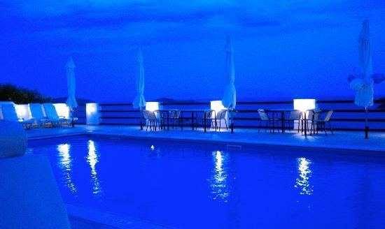 Villa Apollon Skiathos: da pool