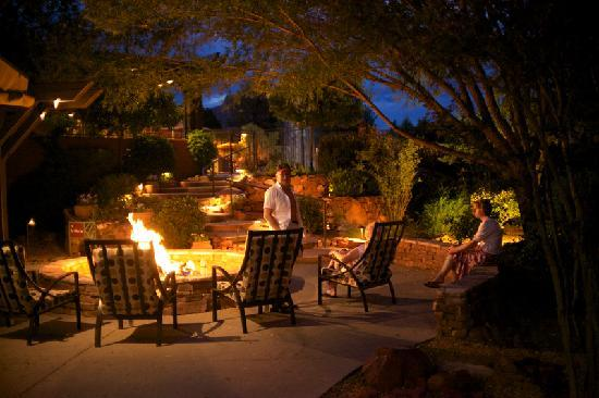 Hilton Sedona Resort and Spa: Hilton Sedona Campfire