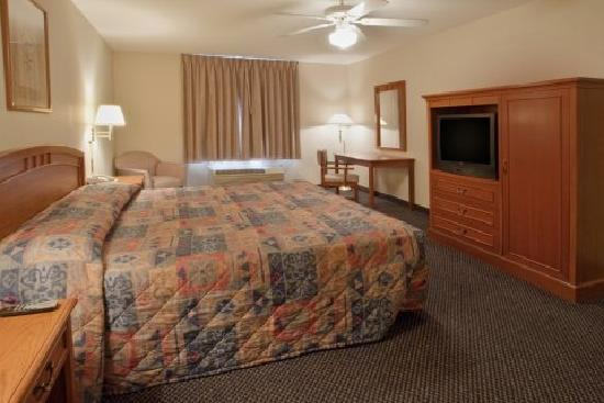 Americas Best Value Inn: Standard Room