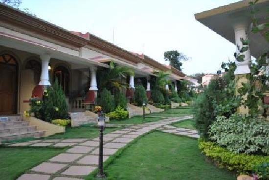 Vagator, India: Welcoming and comfortable