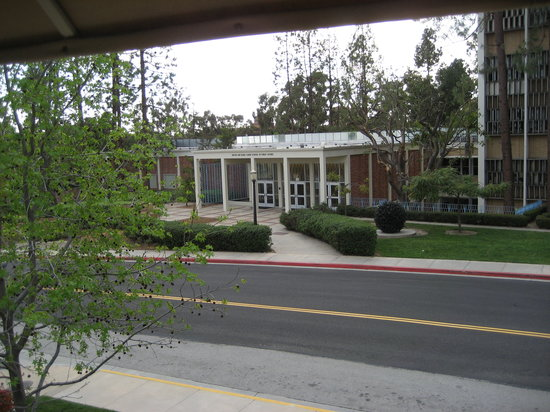 UCLA Guest House