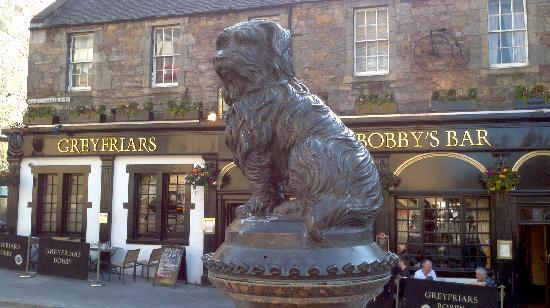 Photos of Greyfriars Bobby Bar, Edinburgh